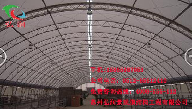 广州充气膜仓库