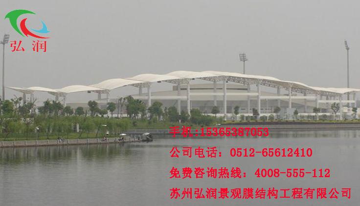 机场天蓬膜结构