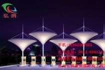 广东膜结构收费站