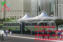 徐州膜结构公交站台