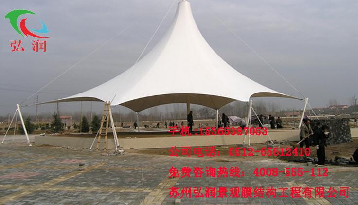 新沂市广场膜结构