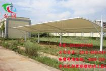 新阳服装厂膜结构车棚