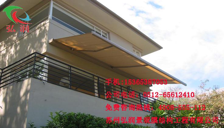 别墅膜结构窗户沿